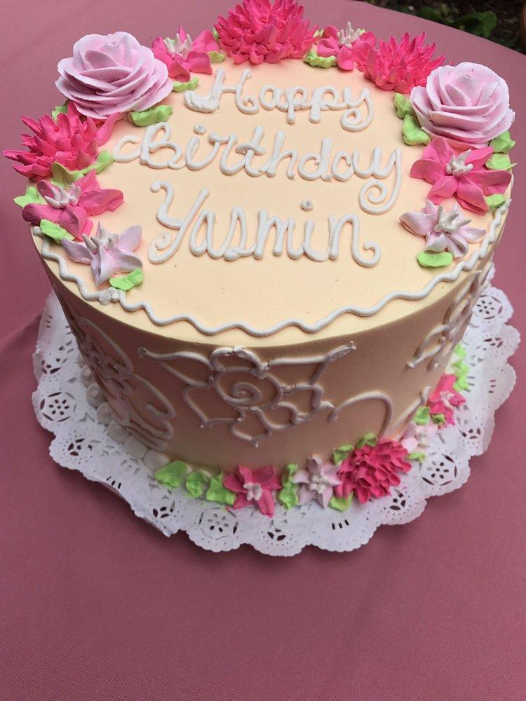 Portfolio 6 Round Birthday Cake
